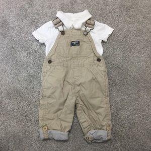 Oshkosh outfit
